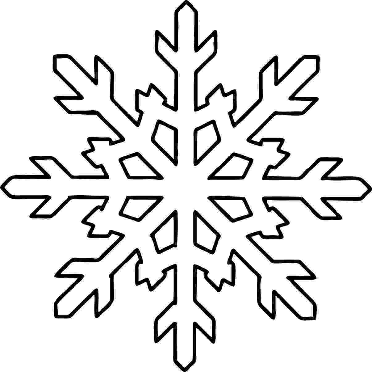 snow flake coloring pages free printable snowflake coloring pages for kids coloring flake pages snow 1 1