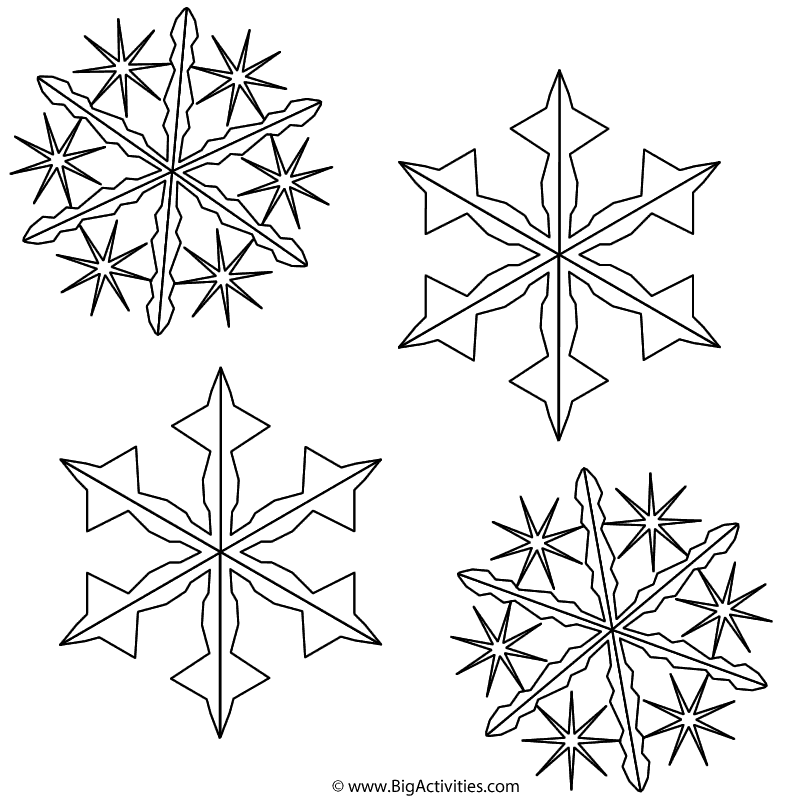 snow flake coloring pages printable snowflake coloring pages for kids cool2bkids coloring flake pages snow