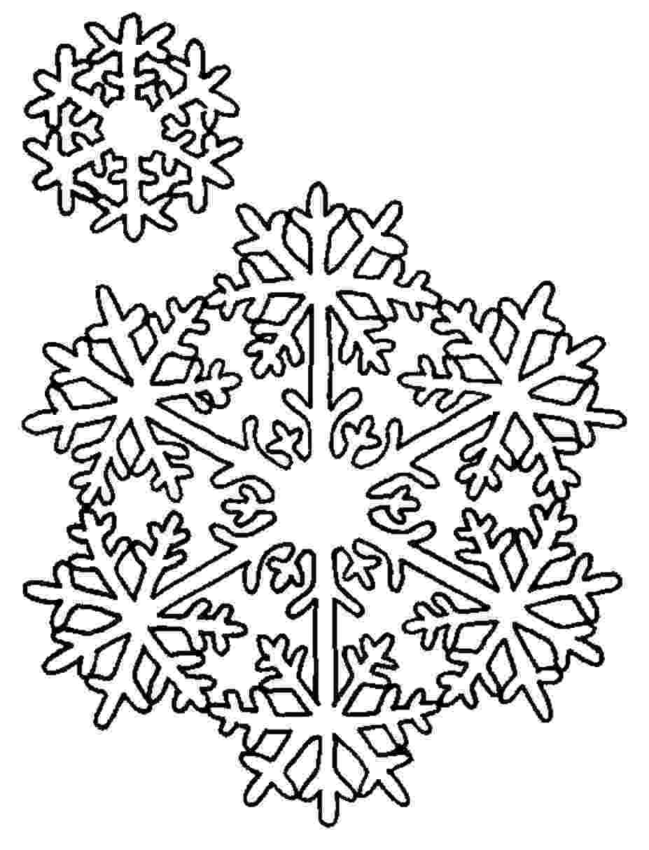 snow flake coloring pages printable snowflake coloring pages for kids cool2bkids snow pages flake coloring