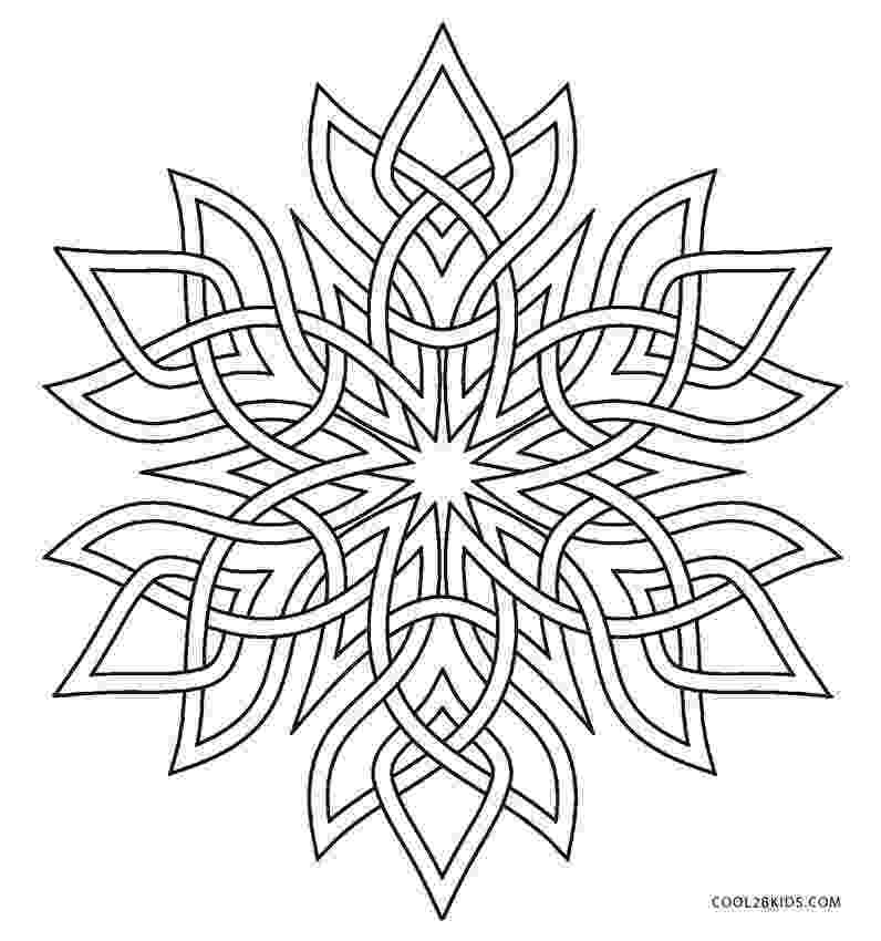 snow flake coloring pages snowflake coloring pages getcoloringpagescom coloring snow pages flake
