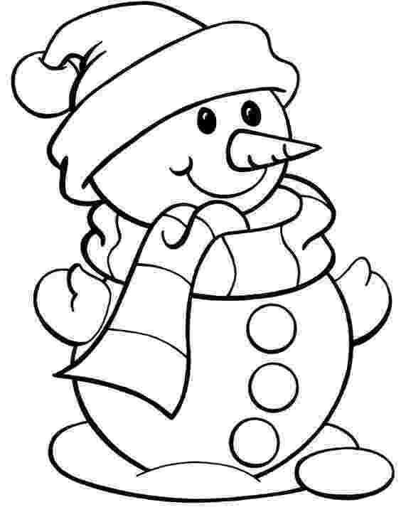 snowmancoloring sheets free printable snowman coloring pages for kids cool2bkids sheets snowmancoloring