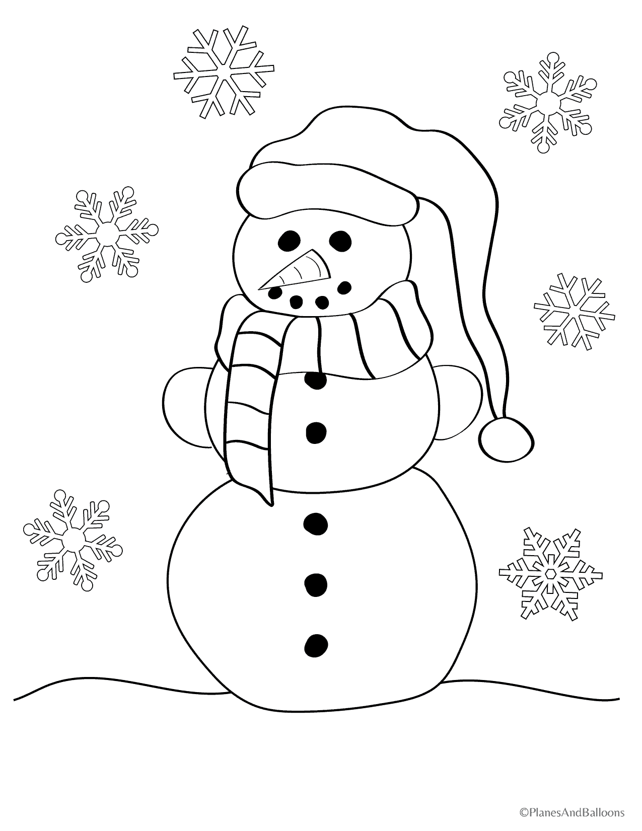 snowmancoloring sheets snowman coloring pages for all the kids who love winter sheets snowmancoloring