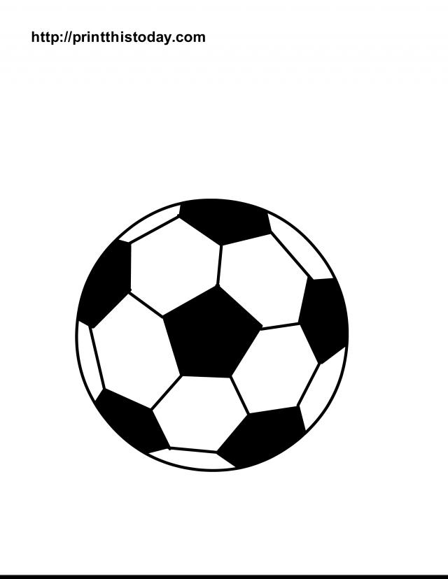 soccer ball coloring book printable soccer balls free printable sports balls ball coloring book soccer