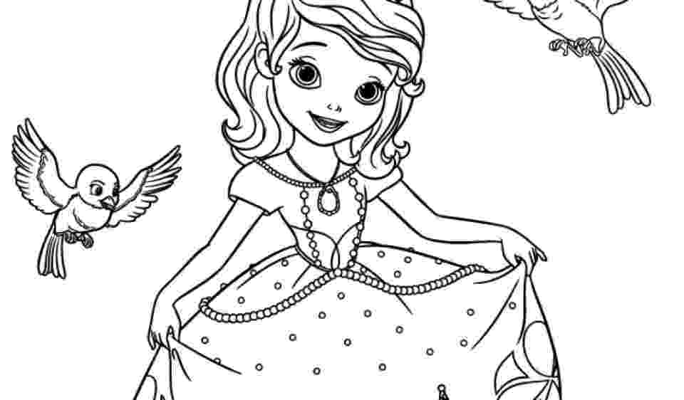 sofia the first free printable coloring pages sofia the first coloring pages printable tagged with printable sofia free pages coloring first the