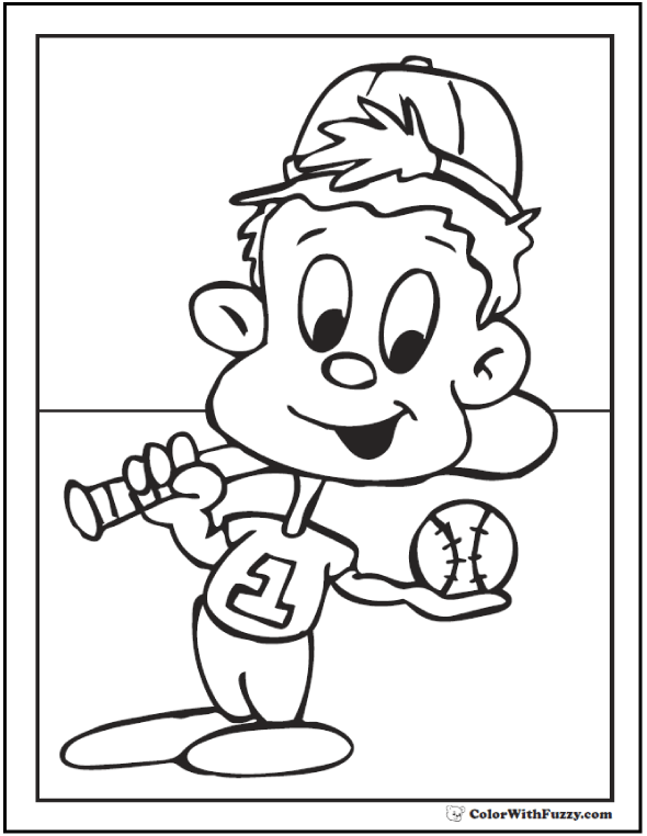 softball coloring pages to print girls softball coloring printables free printable coloring softball to print pages