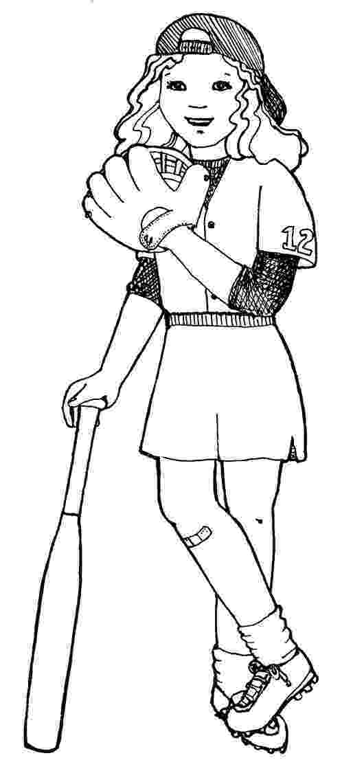 softball coloring pictures 13 softball coloring page to print print color craft softball coloring pictures