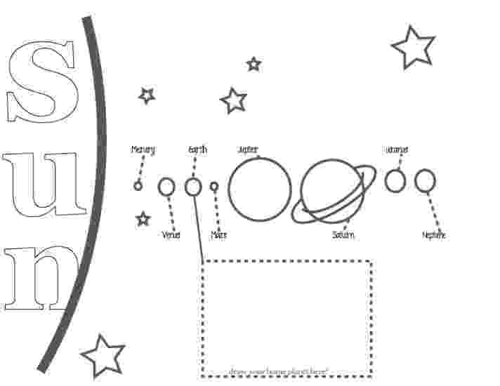 solar system coloring sheets solar system coloring pages coloring pages to download coloring sheets solar system