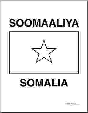 somalia flag coloring page clip art flags somalia coloring page abcteach page coloring flag somalia
