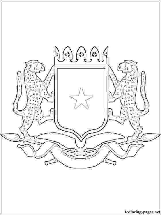 somalia flag coloring page somalia coat of arms coloring page coloring pages coloring page flag somalia