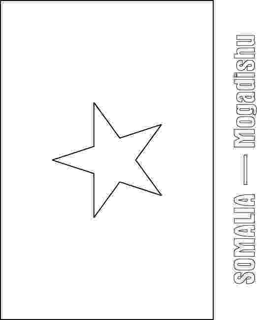 somalia flag coloring page somalia flag coloring page download free somalia flag page flag somalia coloring