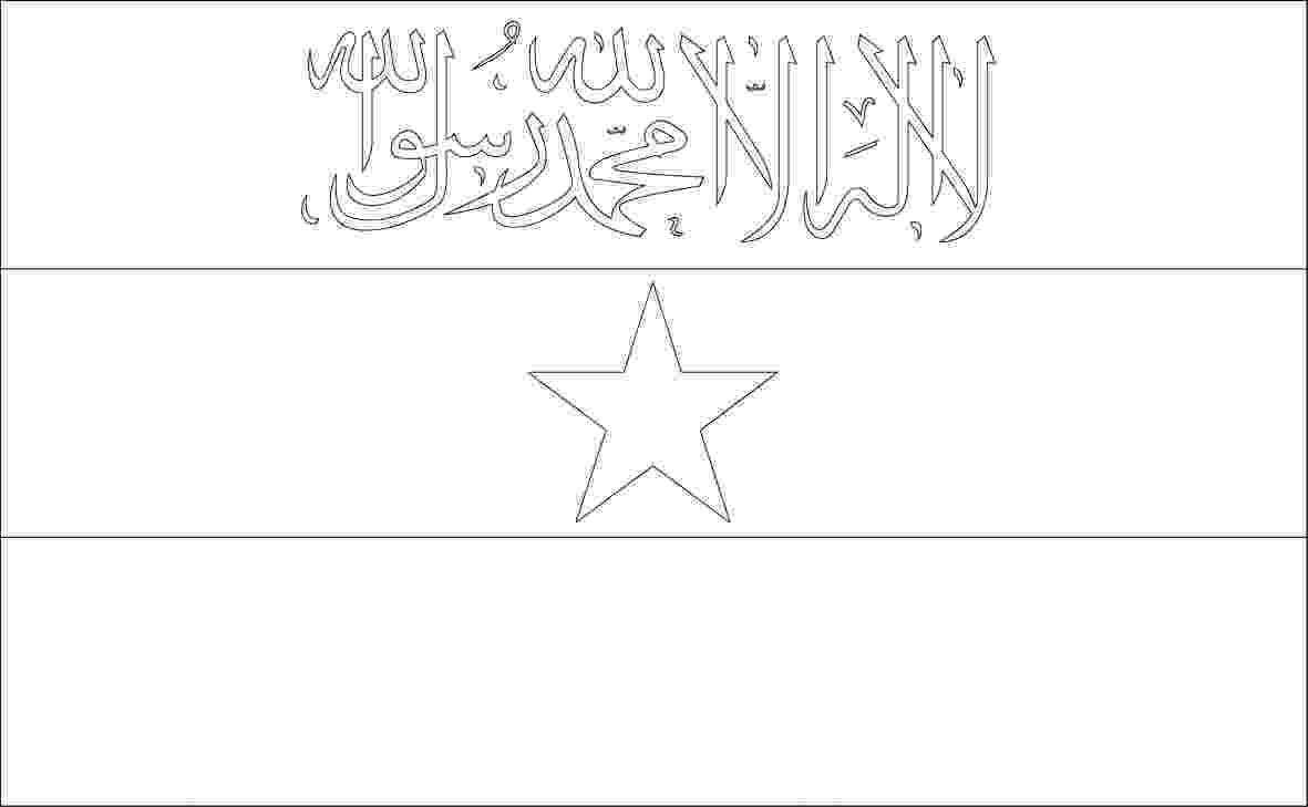 somalia flag coloring page world flags coloring sheets 7 page coloring flag somalia