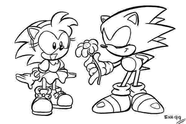 sonic amy coloring pages two time amy rose coloring page wecoloringpagecom amy pages coloring sonic