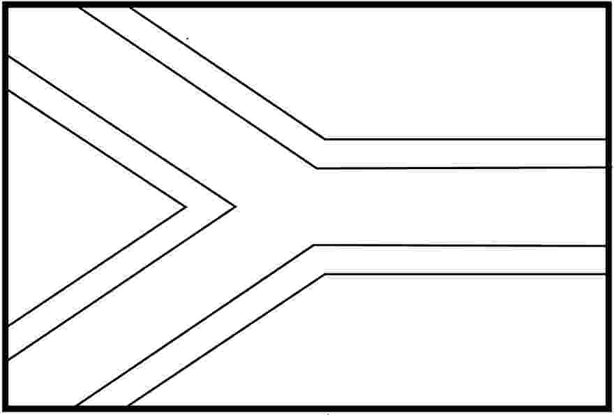 south african flag coloring page filediagram of the flag of south africasvg wikipedia african flag page south coloring