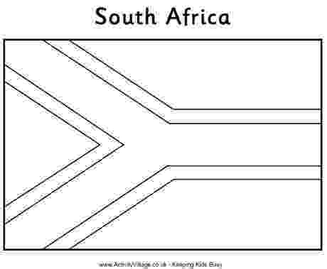 south african flag colouring picture coloring page flag south africa img 6268 colouring picture flag african south