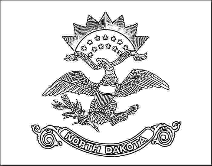 south dakota state flag coloring page north dakota state flag coloring page page flag dakota state south coloring