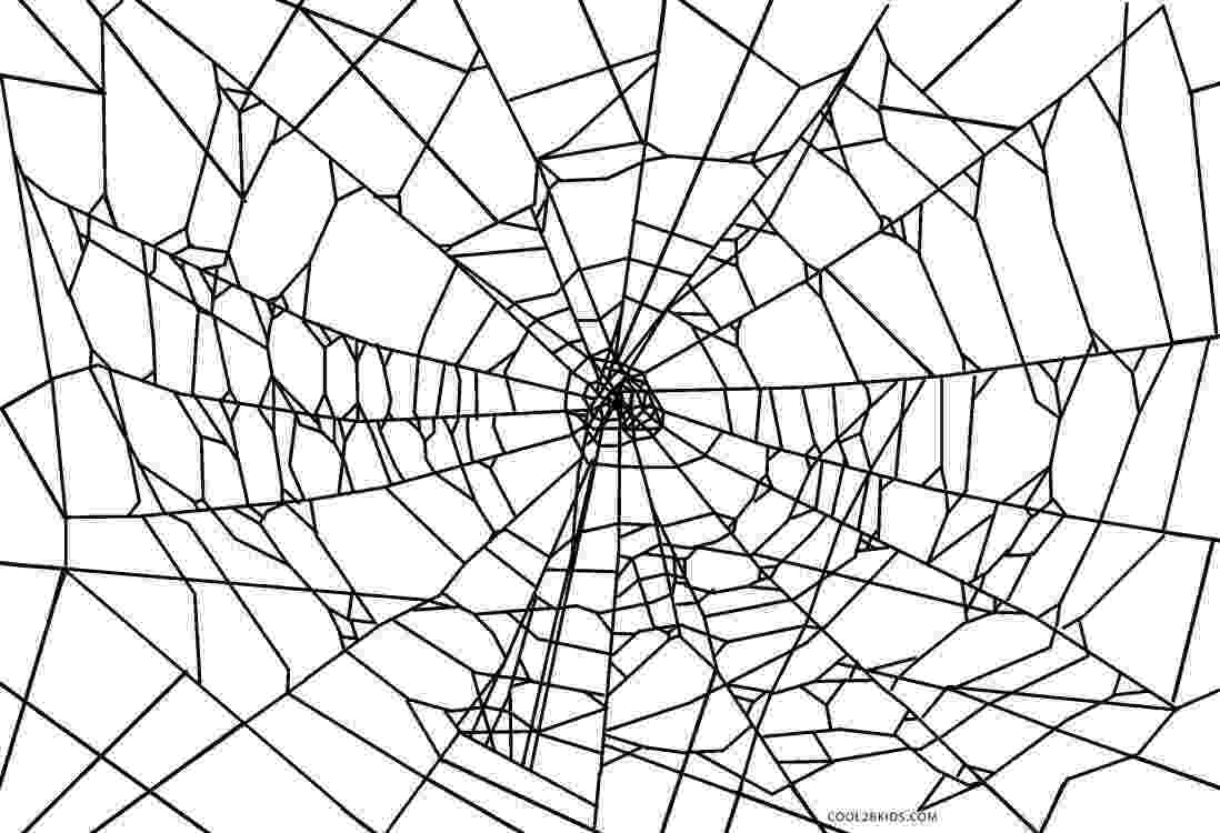 spider web coloring page free printable spider coloring pages for kids cool2bkids coloring spider page web
