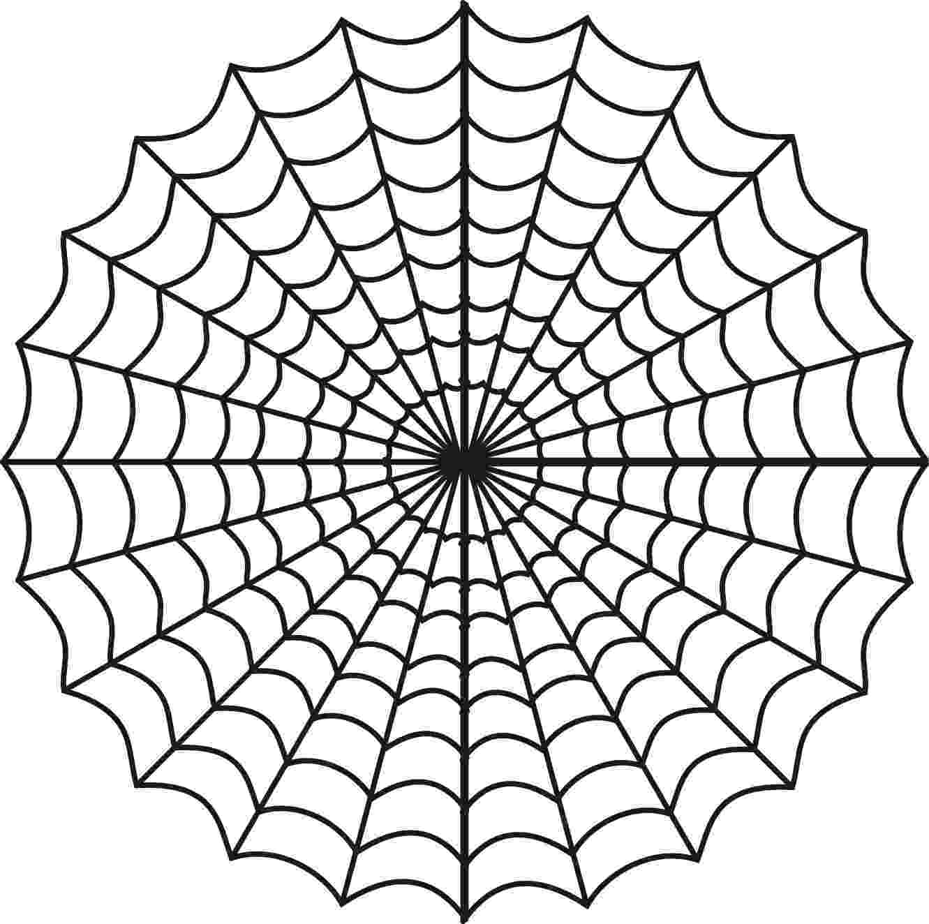 spider web coloring page free printable spider web coloring pages for kids coloring page spider web