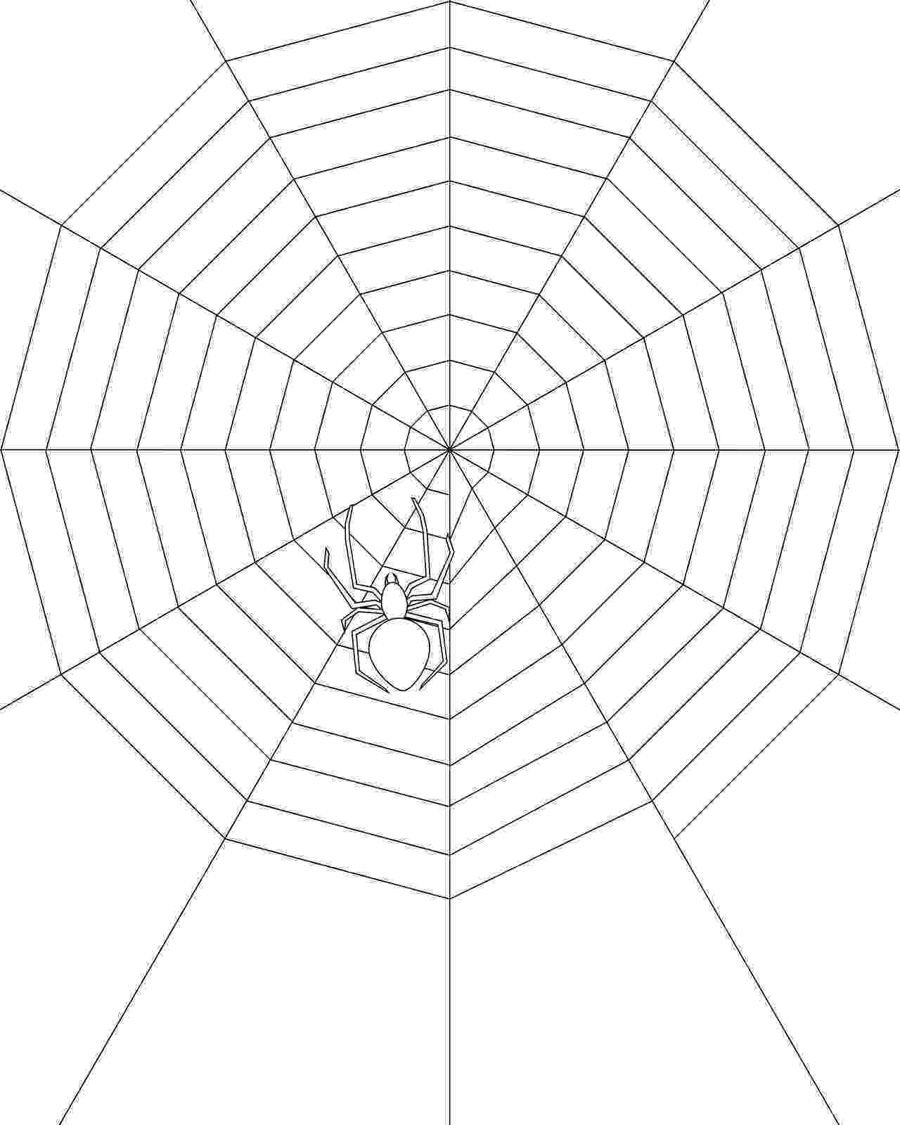 spider web coloring page free printable spider web coloring pages for kids page coloring spider web