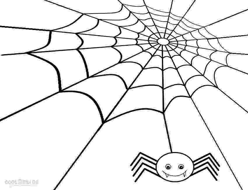 spider web coloring page printable spider web coloring pages for kids cool2bkids web page spider coloring