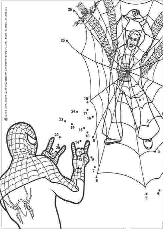 spiderman printout 12 coloring pictures spiderman print color craft printout spiderman