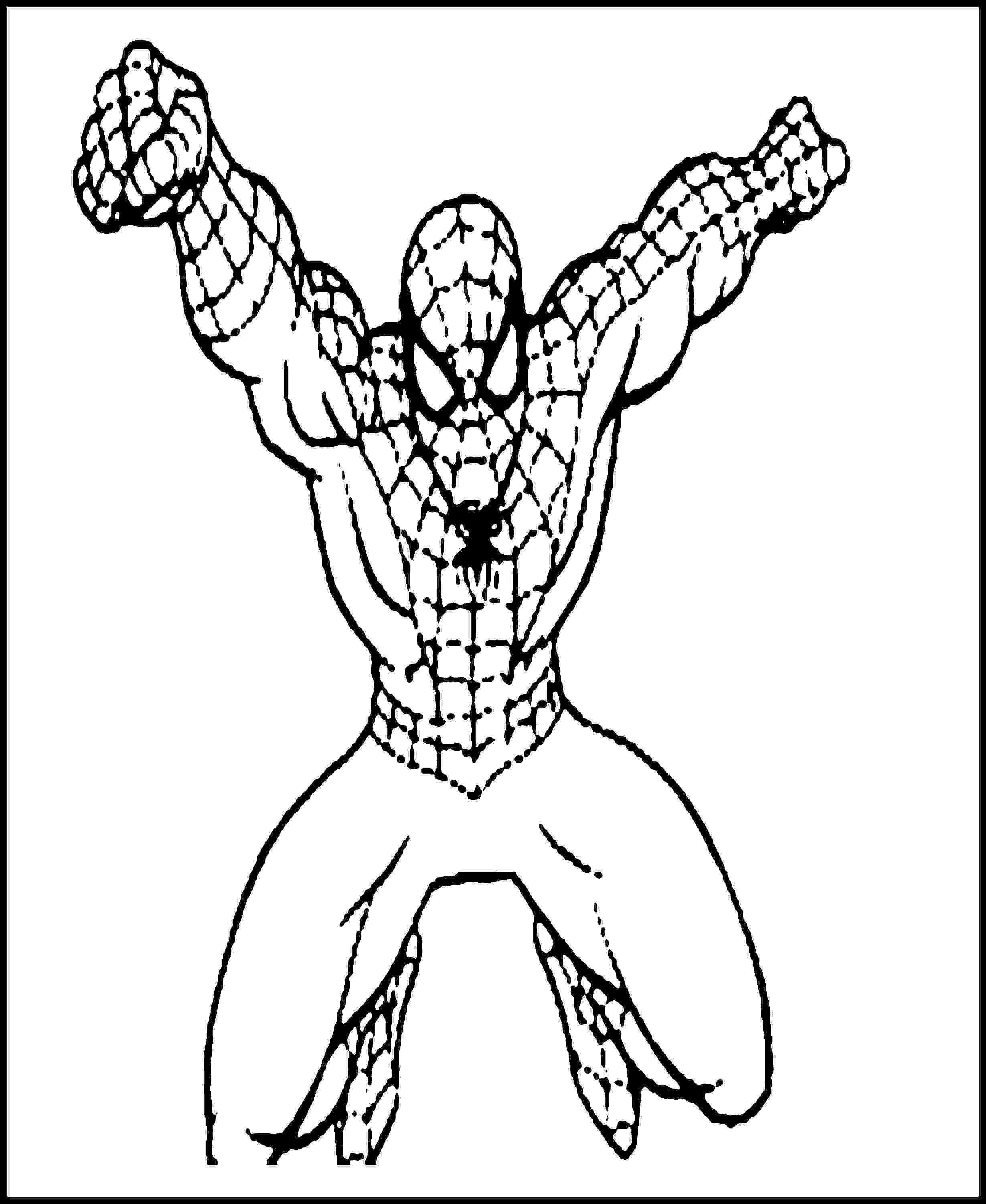 spiderman printout coloring pages spiderman free printable coloring pages printout spiderman