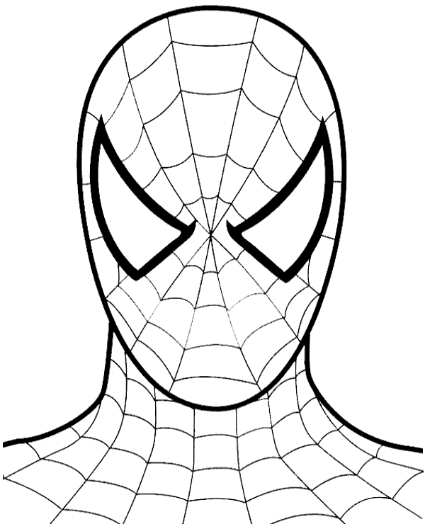 spiderman printout high quality spiderman39s mask free coloring page to print spiderman printout