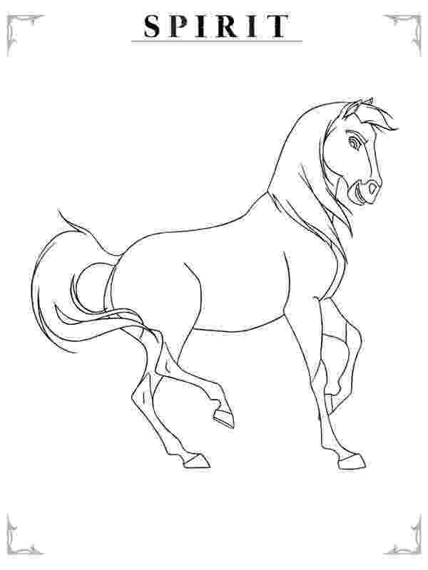 spirit horse coloring pages 31 best spirit coloring pages images on pinterest spirit coloring horse pages