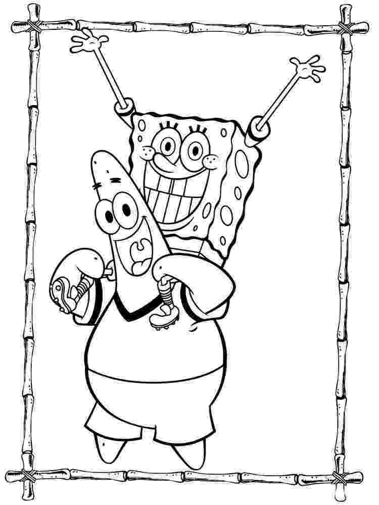 spongebob coloring sheets pdf coloring pages from spongebob squarepants animated pdf spongebob sheets coloring