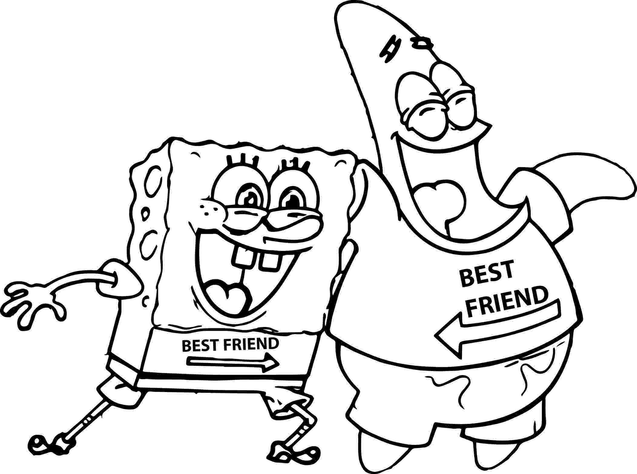 spongebob coloring sheets pdf printable spongebob coloring pages for kids cool2bkids sheets pdf spongebob coloring