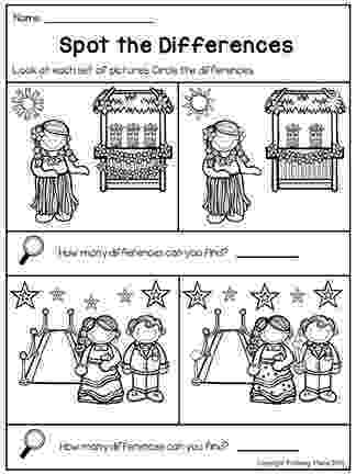 spot the difference printable puzzles 8 best images of printable worksheets spot the difference difference printable puzzles spot the