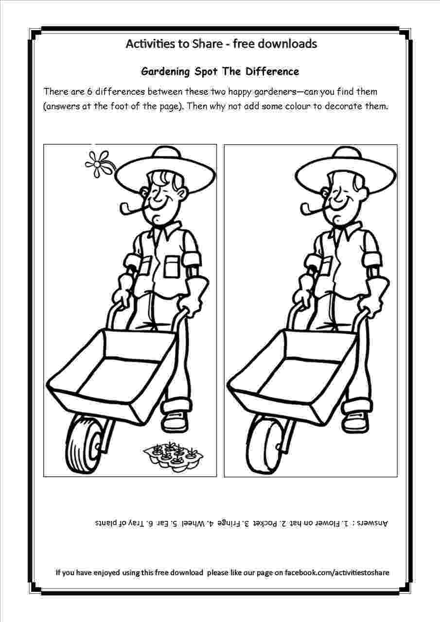 spot the difference printable puzzles spot the difference coloring pages download and print for free puzzles difference printable the spot