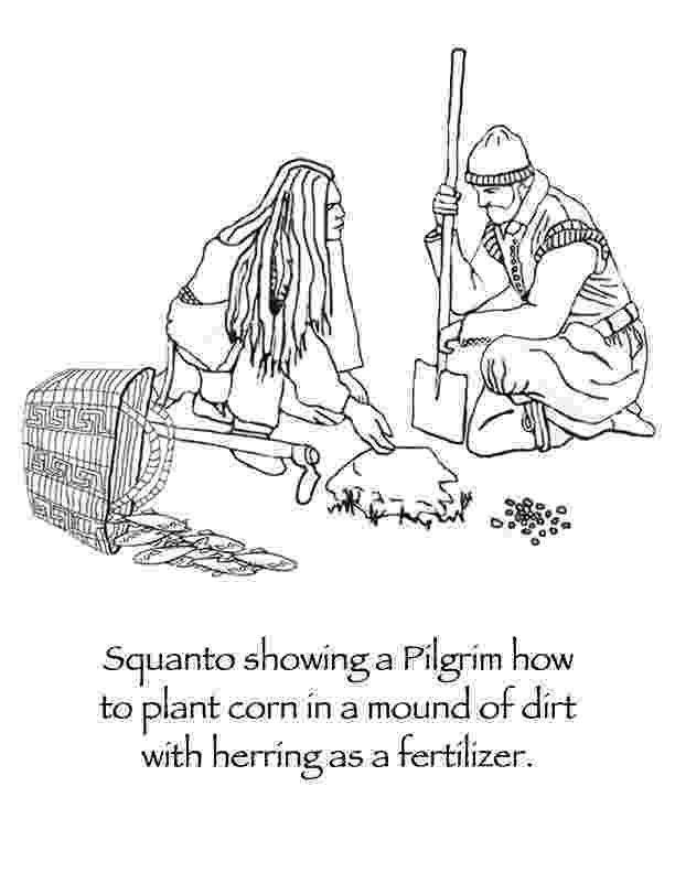 squanto coloring page manyhoopscom squanto thanksgiving coloring book squanto coloring page