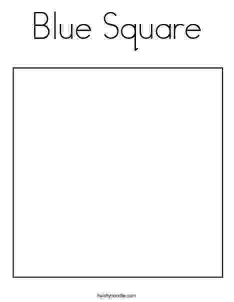square coloring pages color the square coloring page twisty noodle coloring pages square