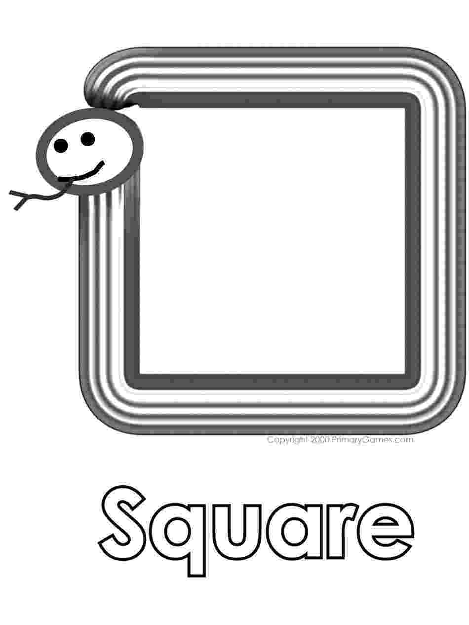 square coloring pages color the squares coloring page twisty noodle pages coloring square