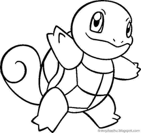 squirtle coloring page pokemon squirtle drawing at getdrawingscom free for squirtle page coloring