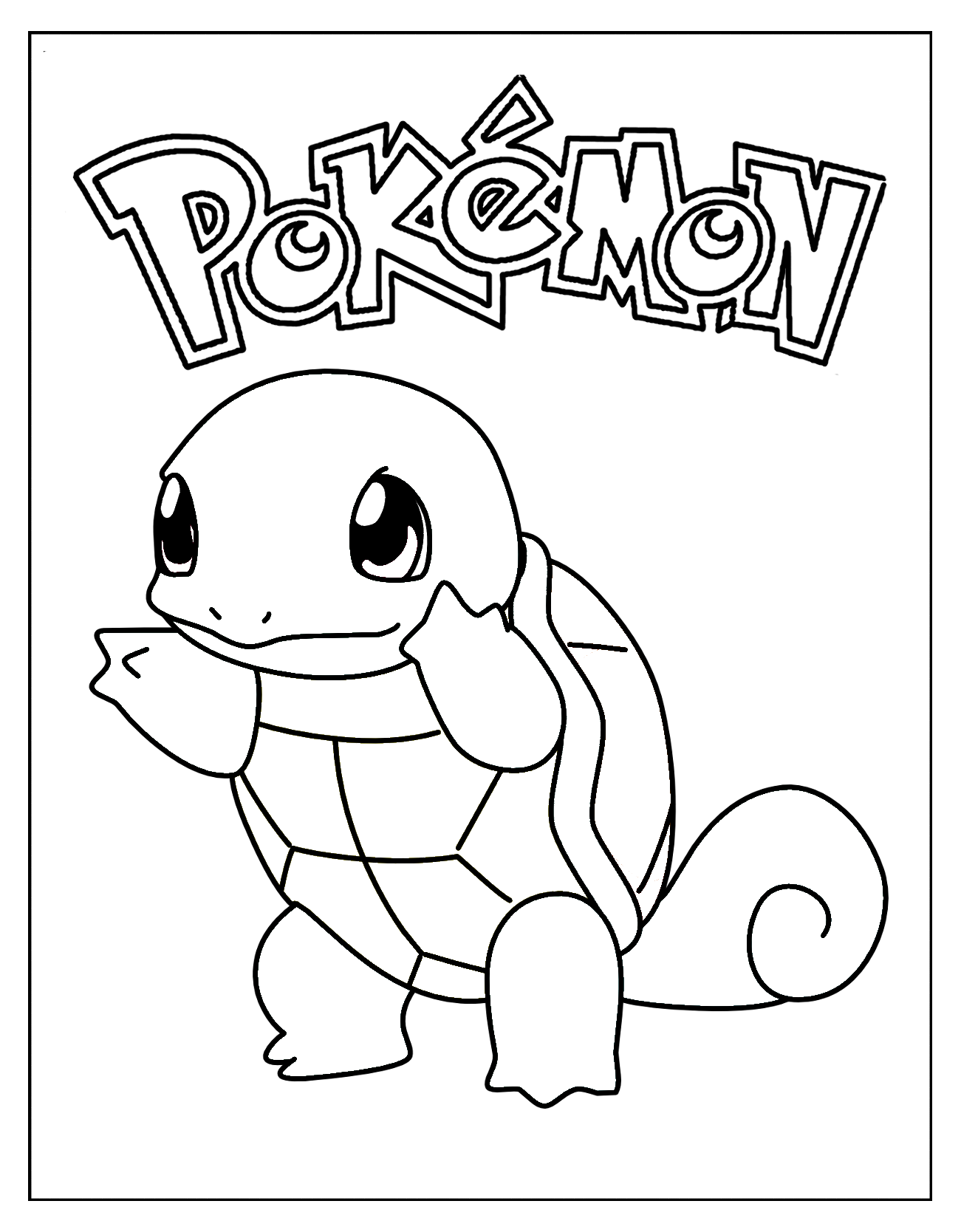 squirtle coloring page squirtle coloring pages to download and print for free squirtle coloring page