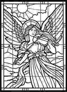 stained glass coloring pages printable 22 best fairy and angel coloring pages images coloring coloring stained glass printable pages