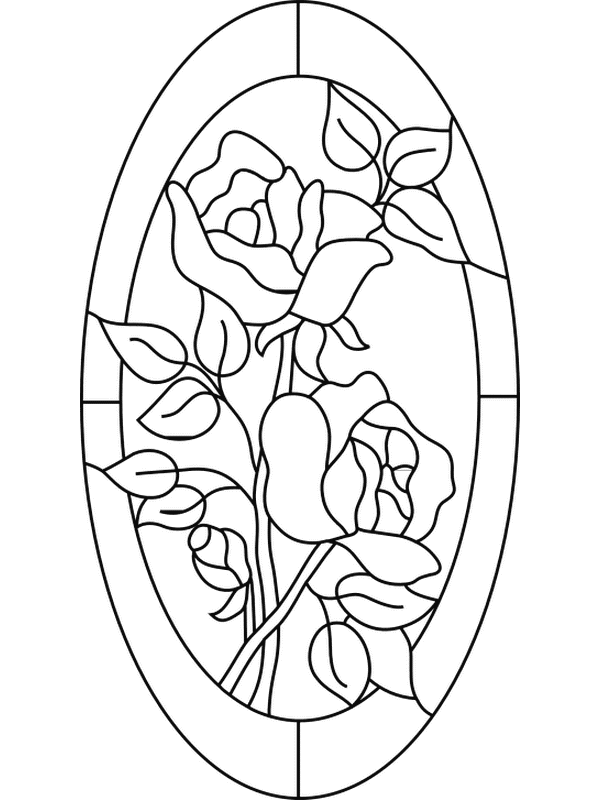 stained glass coloring pages printable inkspired musings summer butterflies glass pages coloring stained printable