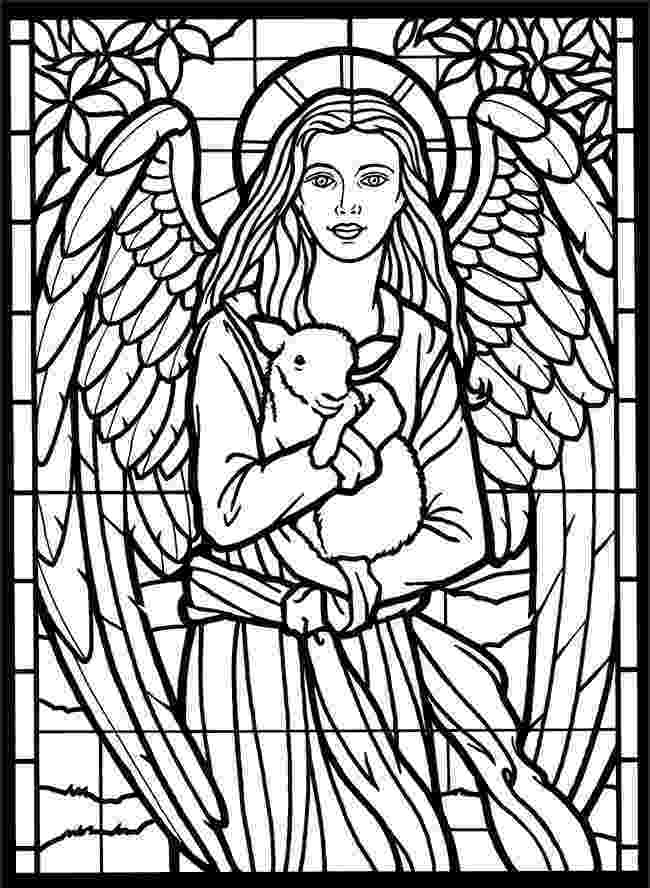 stained glass coloring pages printable stained glass ichthus sketch coloring page glass pages coloring stained printable