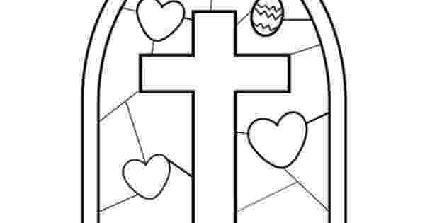 stained glass cross coloring page stained glass cross coloring page supercoloringcom stained cross coloring glass page
