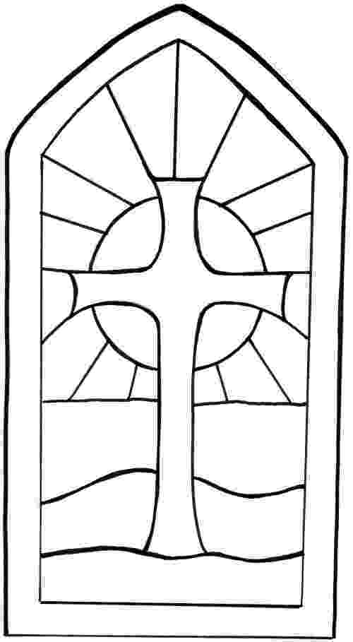 stained glass cross coloring page stained glass cross coloring pages pages to color glass stained cross coloring page
