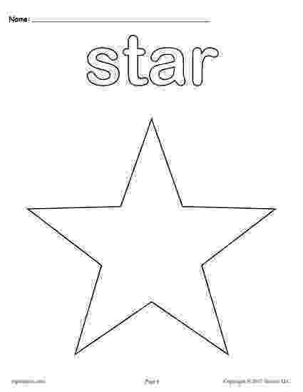 star coloring pages for preschoolers star coloring pages for preschoolers coloring home star coloring pages preschoolers for