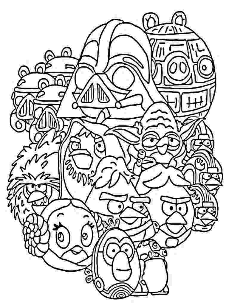 star wars angry birds coloring pages angry birds star wars coloring pages fantasy coloring pages wars birds angry star coloring pages