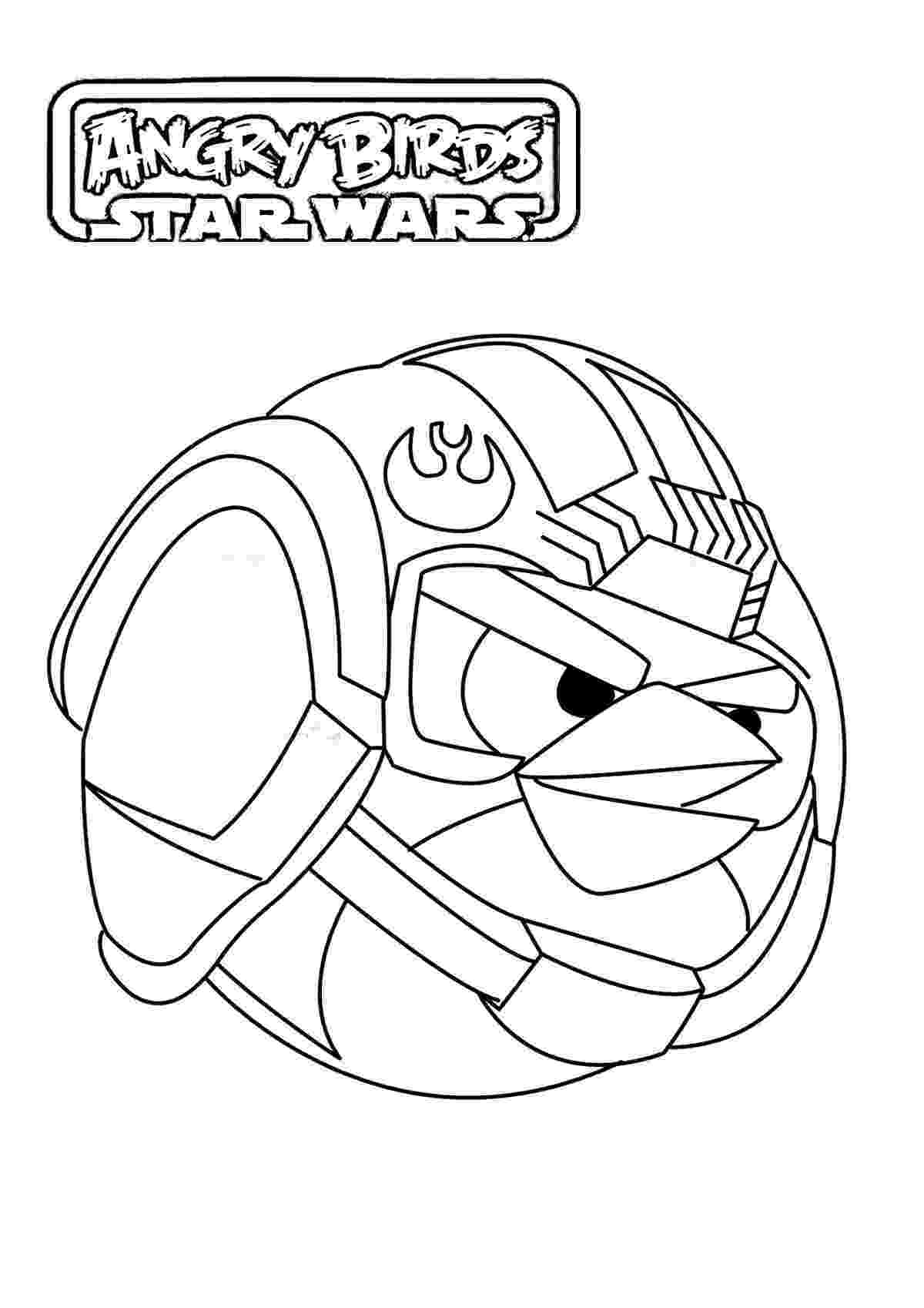 star wars angry birds coloring pages angry birds star wars coloring pages free printable birds wars star angry coloring pages