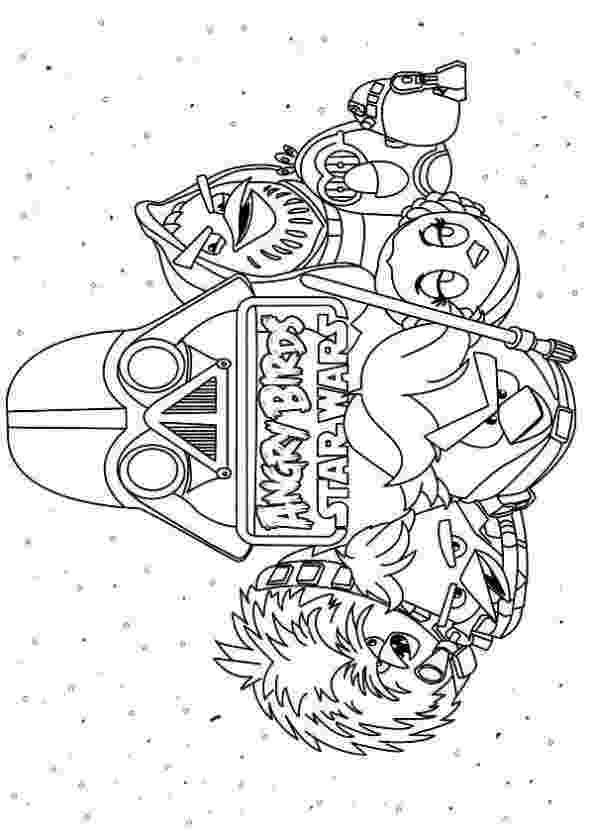star wars angry birds coloring pages coloring page angry birds star wars star wars pig fun pages star angry birds coloring wars