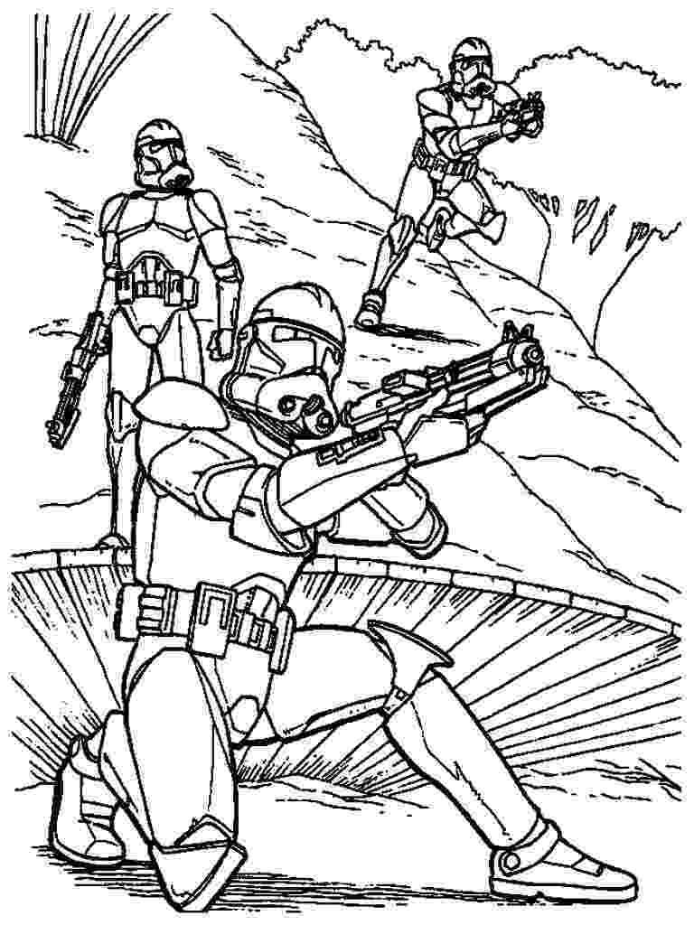 star wars the clone wars coloring pages to print free printable star wars coloring pages free printable wars wars pages coloring star the to print clone