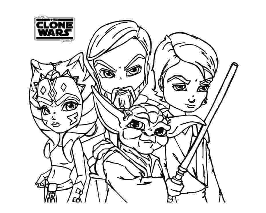 star wars the clone wars coloring pages to print star wars clone wars coloring pages getcoloringpagescom coloring clone wars to star wars the pages print