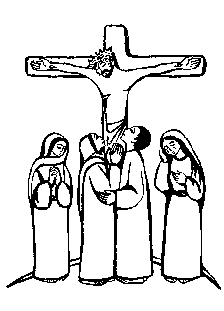 stations of the cross clip art faith filled freebies free stations of the cross booklet stations of clip the art cross