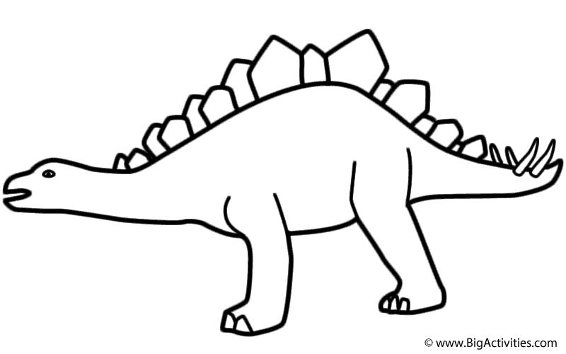 stegosaurus pictures printable stegosaurus dinosaur coloring pages for kidsfree pictures stegosaurus