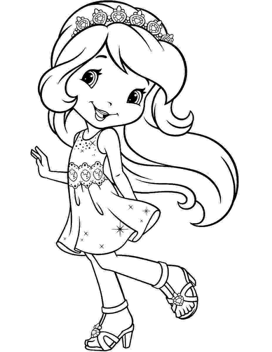 strawberry shortcake and friends coloring pages 15 strawberry shortcake coloring pages free printable coloring strawberry friends and shortcake pages